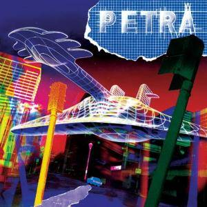 Petra: Back To The Street - Cover