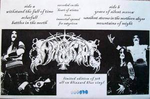 Immortal: Destroying Divina (LP) - Bild 2