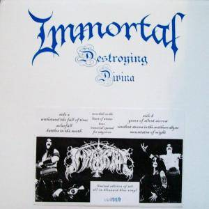 Immortal: Destroying Divina (LP) - Bild 1