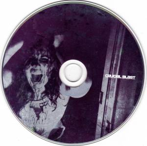 Gnaw Their Tongues: An Epiphanic Vomiting Of Blood (CD) - Bild 4