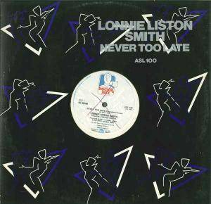 Cover - Lonnie Liston Smith: Never Too Late