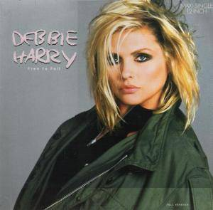 Cover - Debbie Harry: Free To Fall