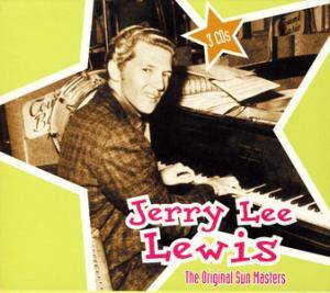 Jerry Lee Lewis: Original Sun Masters, The - Cover