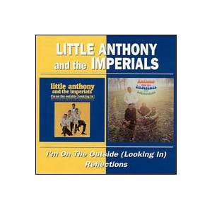 Cover - Little Anthony & The Imperials: I'm On The Outside (Looking In) / Reflections