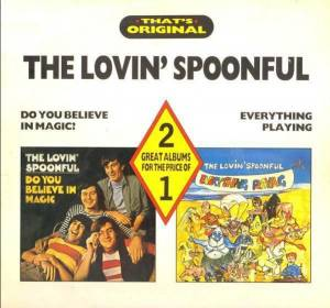 The Lovin' Spoonful: Do You Believe In Magic? / Everything Playing - Cover