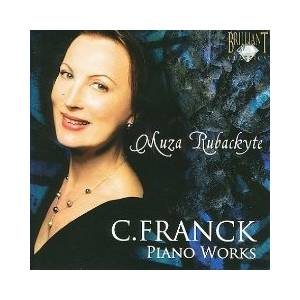 Cover - César Franck: Piano Works