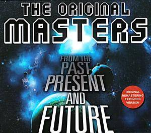 Cover - Sue Ann: Original Masters From The Past Present And Future, The