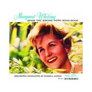 Margaret Whiting: Sings The Jerome Kern Songbook - Cover