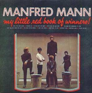 Cover - Manfred Mann: My Little Red Book Of Winners!
