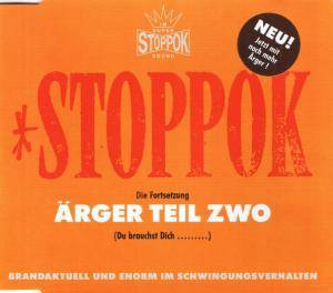 Stoppok: Ärger Teil Zwo - Cover