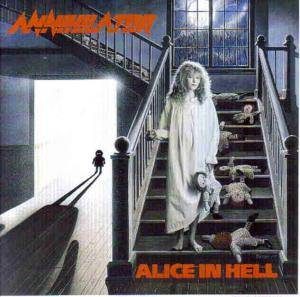 Annihilator: Alice In Hell (CD) - Bild 1