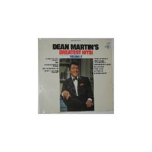 Dean Martin: Dean Martin's Greatest Hits, Volume 2 - Cover