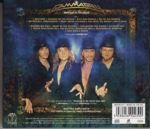 Gamma Ray: Skeletons In The Closet (2-CD) - Bild 2