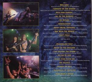 Gamma Ray: Skeletons In The Closet (2-CD) - Bild 3
