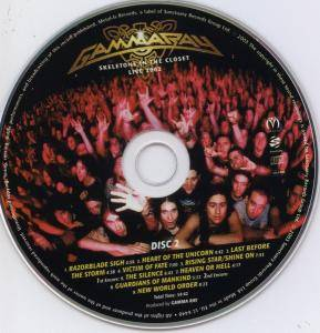 Gamma Ray: Skeletons In The Closet (2-CD) - Bild 6