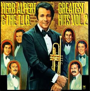 Herb Alpert & The Tijuana Brass: Greatest Hits, Vol. 2 - Cover