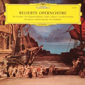 Beliebte Opernchöre - Cover
