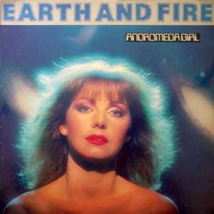 Cover - Earth & Fire: Andromeda Girl