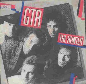 GTR: Hunter, The - Cover