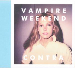 Cover - Vampire Weekend: Contra