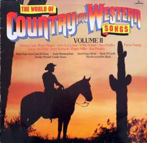 Cover - Jerry Kennedy: World Of Country And Western Songs Volume II, The