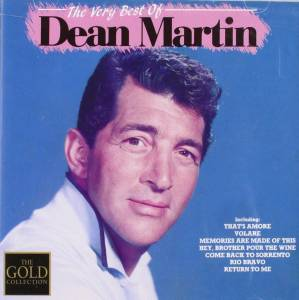 Dean Martin: Very Best Of Dean Martin, The - Cover
