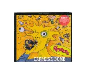 The Wildhearts: Caffeine Bomb - Cover