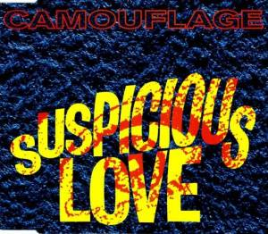Camouflage: Suspicious Love - Cover