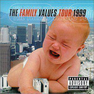 Family Values Tour 1999, The - Cover