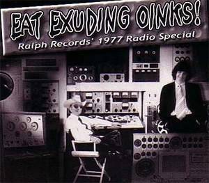 Cover - Residents, The: Eat Exuding Oinks!