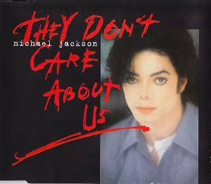 Michael Jackson: They Don't Care About Us - Cover