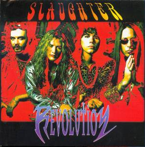 Cover - Slaughter: Revolution