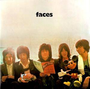 Faces: First Step - Cover