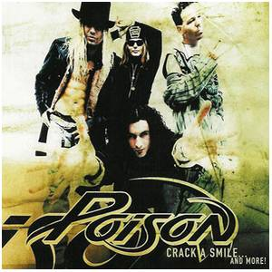 Cover - Poison: Crack A Smile... And More!