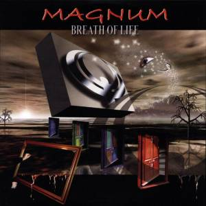 Magnum: Breath Of Life - Cover