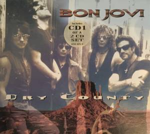 Bon Jovi: Dry County - Cover