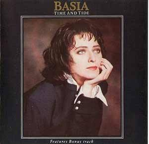 Cover - Basia: Time And Tide