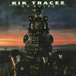 Kik Tracee: No Rules - Cover