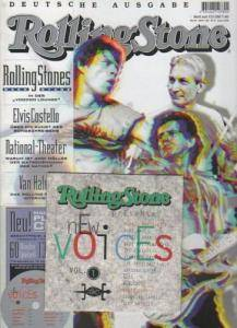 Rolling Stone: New Voices Vol. 01 (CD) - Bild 4