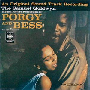 George Gershwin: Porgy & Bess - Cover
