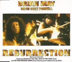 Cover - Brian May: Resurrection (Disc 2)
