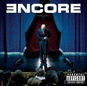 Cover - Eminem: Encore