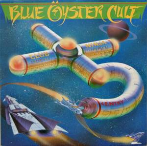 Cover - Blue Öyster Cult: Club Ninja