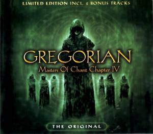 Cover - Gregorian: Masters Of Chant Chapter IV