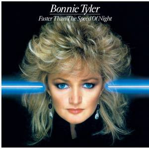 Cover - Bonnie Tyler: Faster Than The Speed Of Night