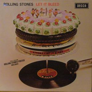 Rolling Stones, The: Let It Bleed - Cover