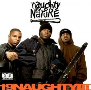 Naughty By Nature: 19 Naughty III - Cover