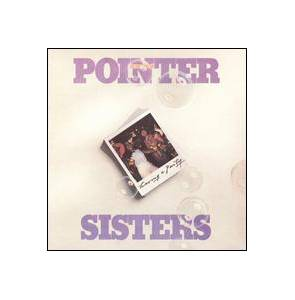 Cover - Pointer Sisters, The: Having A Party