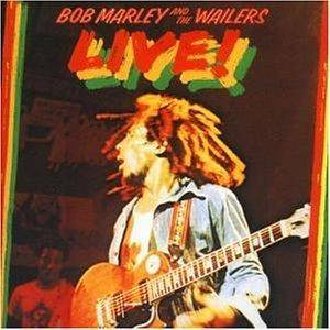 Bob Marley & The Wailers: Live! (LP) - Bild 1