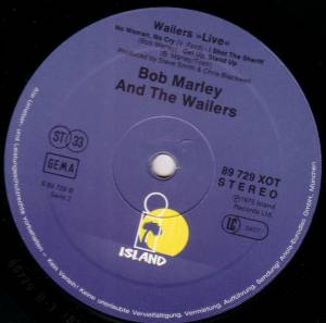 Bob Marley & The Wailers: Live! (LP) - Bild 3